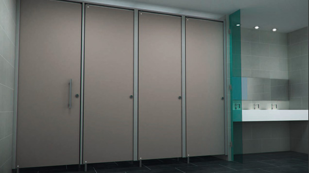 Icon Full Height cubicles